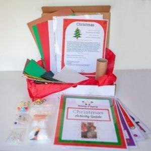 Christmas Legacy Boxes