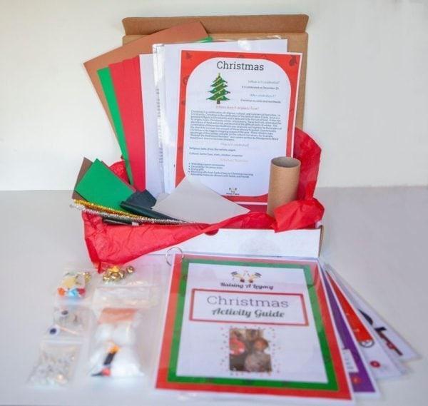 Christmas Legacy Box