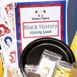 Black History Legacy Box