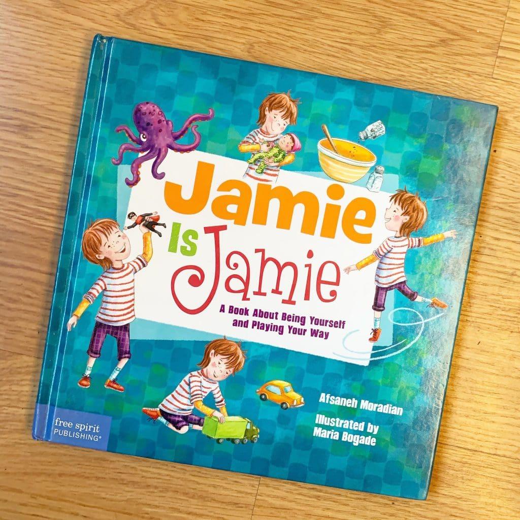 jamie is jamie book