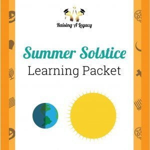 Summer Solstice Learning Packet