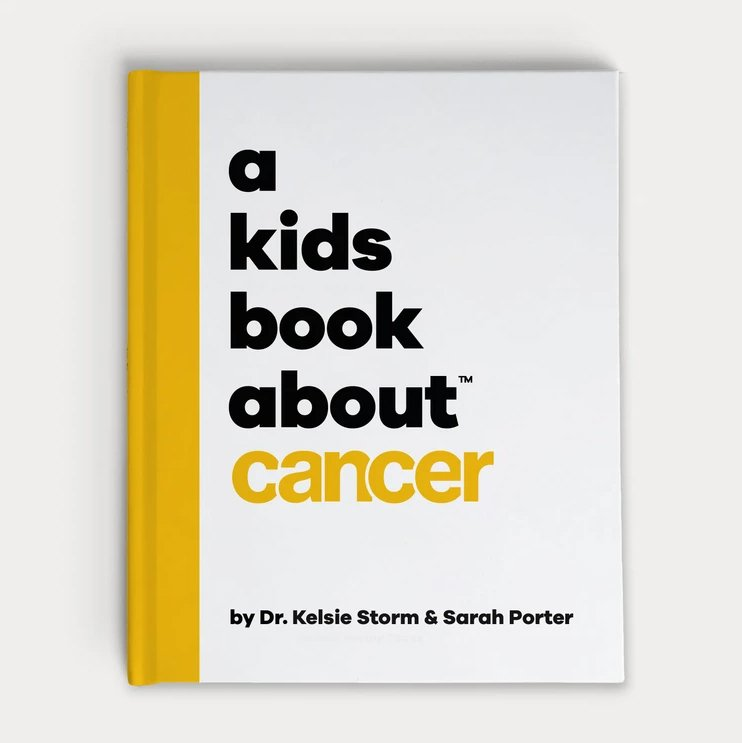 A Kids Book About Cancer
