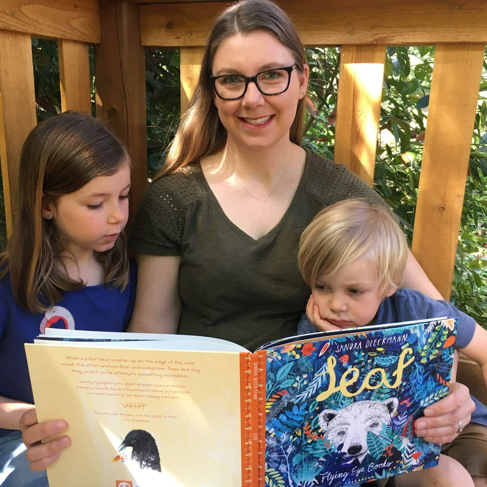 Interview with Sara from Bookoholic Mom