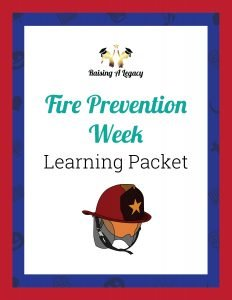 Fire Prevention Week Activity Guide_Cover