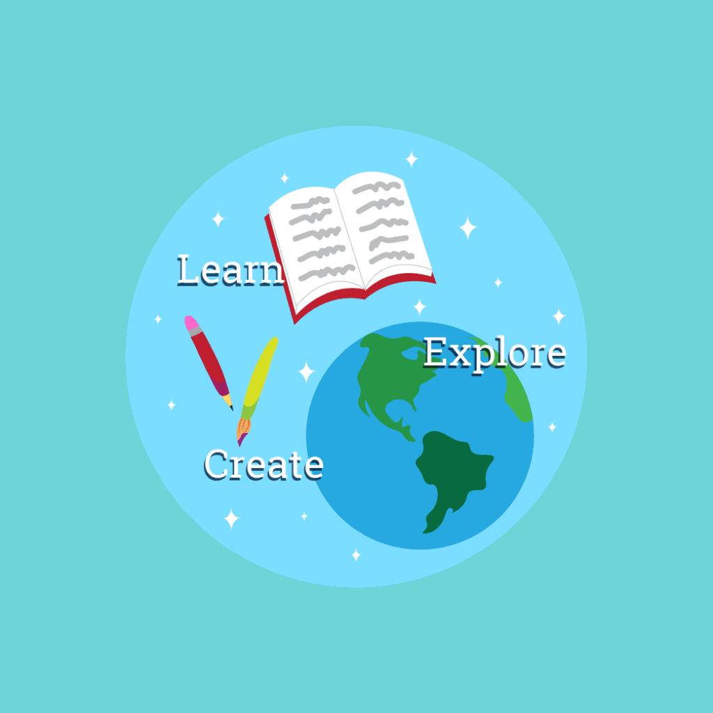 learn explore create