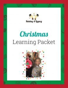 Christmas Learning Packet_Cover
