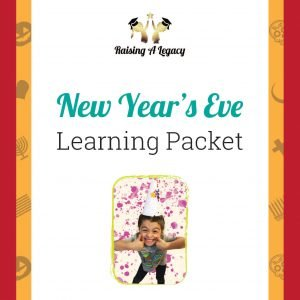 New Year's Eve Learning Packet