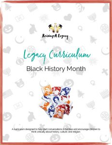 Black History Month Curriculum