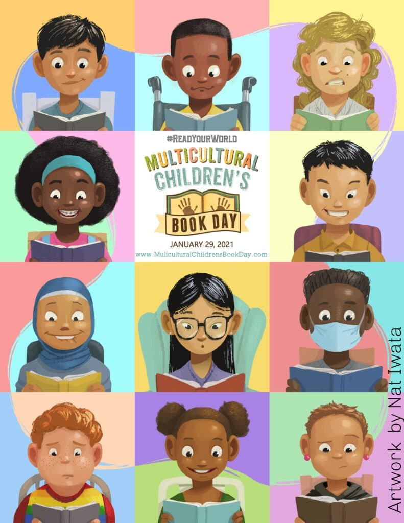 Multicultural Children's Book Day 2021