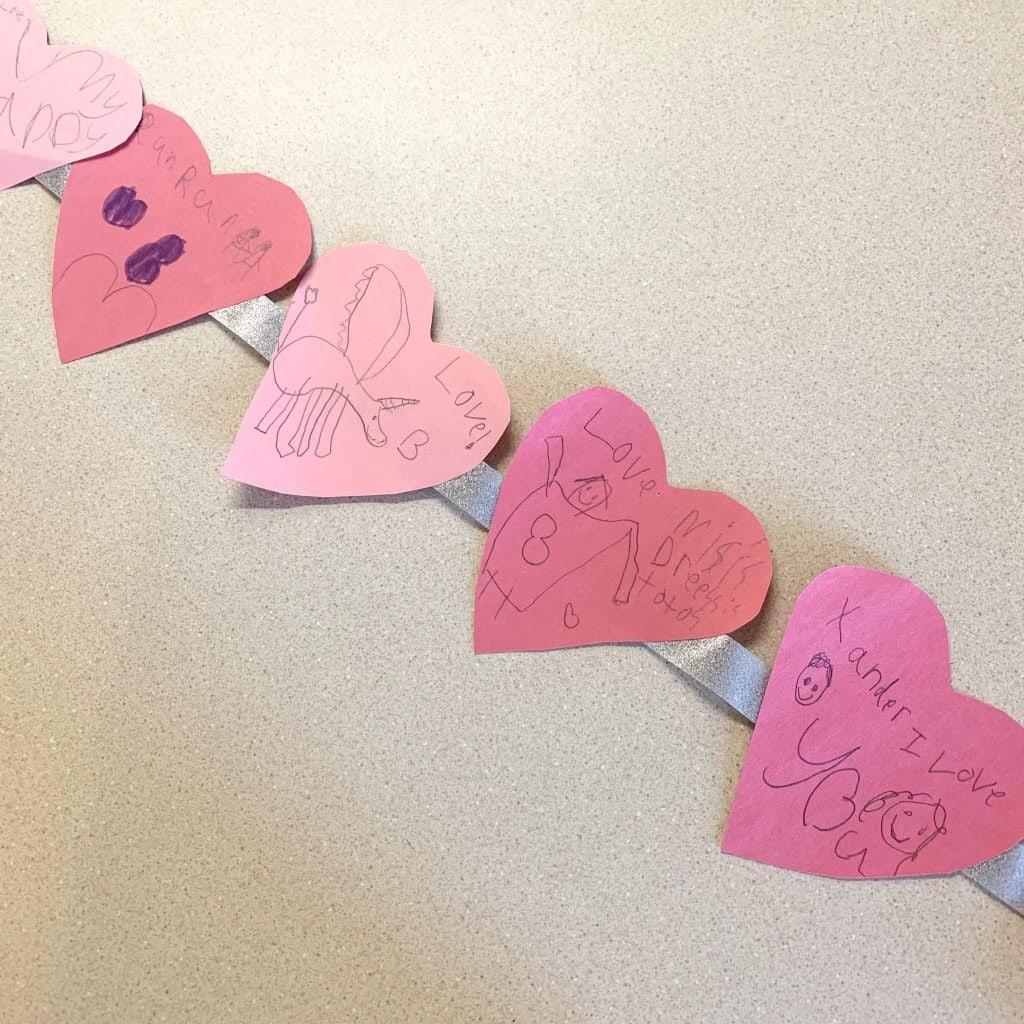hearts craft