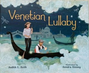venetian lullaby book